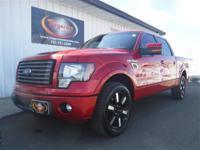 FREE POWERTRAIN WARRANTY! LOCAL TRADE 2011 FORD F150