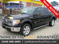 CARFAX One-Owner. Clean CARFAX. 2011 Ford F-150 Black