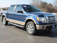 Recent Arrival! 2011 Ford F-150 Lariat 4D SuperCrew,