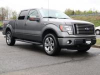 2011 Ford F-150 FX4 Plush Leather Seats Heated Seats