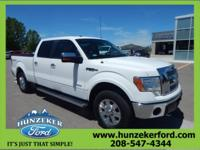 Clean CARFAX. CARFAX One-Owner. F-150 Lariat, EcoBoost