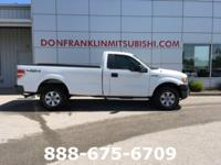 2011 Ford F-150 XL Oxford White Local Trade, Fully