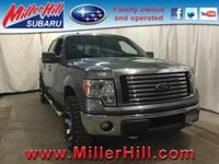2011 Ford F-150 4X4 XLT 3.5L V6 ready to go! With very