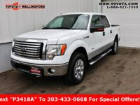 2011 Ford F-150 XLT New Price! Priced below KBB Fair