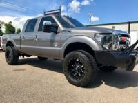 DPF DELETED!! CUSTOM LIFTED!! 37''A/T TIRES!! 20''FUEL