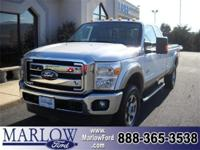 "***REMOTE START*** 2011 FORD F-250 SUPERCAB 158"" IN"