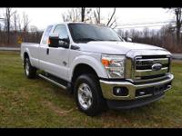 Stock #A8650. 2011 Ford F-250 'XLT' Super Cab 4X4!!