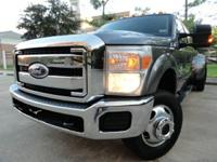 CLEAN CARFAX CLEAN TITLE ONE OWNER 2011 FORD F350