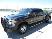 2011 Ford F350 4x4 Super Crew Lariat Dually Price: