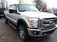 Stock #A8720. 2011 Ford F-350 'Lariat' Supercrew 4X4!!