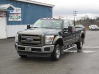 This 1 ton extended cab, long bed is a rare and hard to