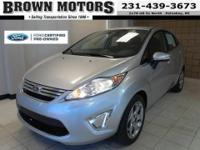 CERTIFIED PRE-OWNED WITH NEW TIRES & FRONT BRAKES!