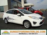 Fiesta SE, 4D Sedan, 1.6L I4 Ti-VCT, 6-Speed Automatic