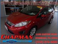 2011 Ford Fiesta SE. Vehicle stability control stands