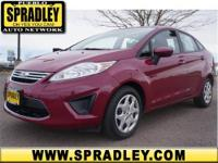 2011 Ford Fiesta 4dr Car SE Our Location is: Spradley