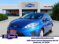 2011 Ford Fiesta 4dr Car SE Our Location is: El Dorado