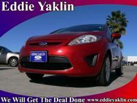 2011 Ford Fiesta 4dr Car SE Our Location is: Eddie