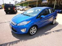 2011 Ford Fiesta 4dr Car SEL Our Location is: Wolff