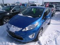 2011 Ford Fiesta 4dr Sedan SEL SEL Our Location is: