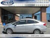 2011 Ford FIesta SE. Bought Here New. All Service Work