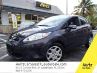 2011 FORD Fiesta Hatchback HATCHBACK 4 DOOR Our