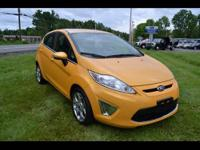 Stock #A8390. This 2011 Ford Fiesta 'SES' is One