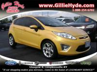 WOW! Check out this Like New Ford Fiesta! This LOW
