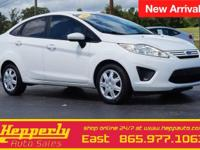 New Price! Clean CARFAX. This 2011 Ford Fiesta S in