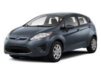 SYNC, Fiesta SE, 4D Hatchback, 6-Speed Automatic with