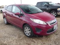 Options:  2011 Ford Fiesta Se|Experience Driving