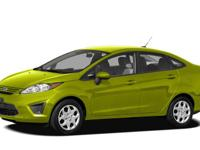 Options:  2011 Ford Fiesta Se|Recent Arrival! Clean