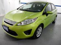 Maxwell Ford presents this 2011 FORD FIESTA 4DR SDN SE