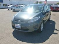 2011 FORD Fiesta Sedan 5DR HB SE Our Location is: Tom