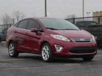 2011 Ford Fiesta CARFAX One-Owner. Clean CARFAX. Remote
