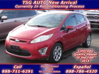 **** JUST IN FOLKS! THIS 2011 FORD FIESTA SES HAS JUST