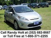 2011 Ford Fiesta SES Features: Keyless Entry - Ambient