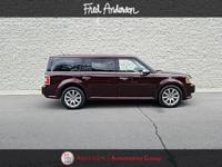 New Price! Burgundy 2011 Ford Flex Limited FWD 6-Speed