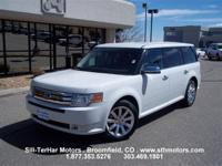 2011 FORD FLEX 262 horsepower, 3.5 liter V6 DOHC engine
