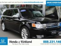 New Price! CARFAX One-Owner. Clean CARFAX. Tuxedo Black