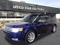 Options:  2011 Ford Flex Limited|Awd Limited 4Dr