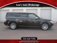 Options:  2011 Ford Flex Check Out This Cool Ford Flex