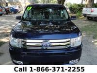 2011 Ford Flex SEL *** Still under Warranty ***