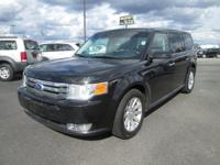 Options:  2011 Ford Flex Sel Awd 6-Speed Automatic