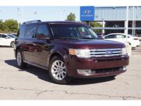 2011 Ford Flex SEL FWD 6-Speed Automatic Duratec 3.5L