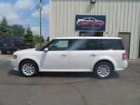 Style meets Safety with our 2011 Ford Flex SEL 4WD