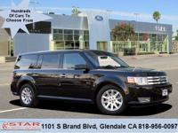 This outstanding 2011 Ford Flex SEL is offered by Star