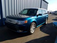 This outstanding example of a 2011 Ford Flex SEL is