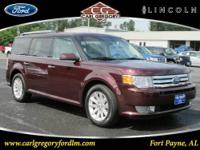 Our 2011 Flex SEL has all the power, good looks, and