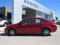 2011 FORD FOCUS 4dr Car SE Our Location is: Bowden Ford