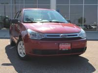 S trim. CD Player, iPod/MP3 Input, The 2011 Ford Focus